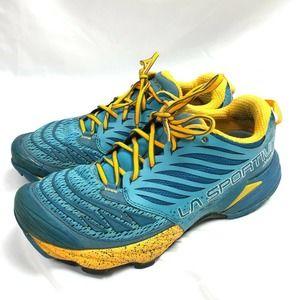 La Sportiva Akasha Blue Trail Running Shoes 9